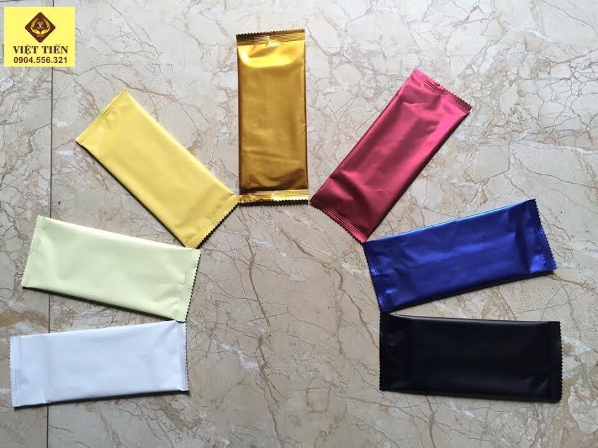 Những màu cơ bản của khăn lạnh vỏ kẽm cao cấp